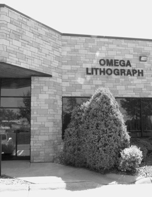 Omega Lithograph building